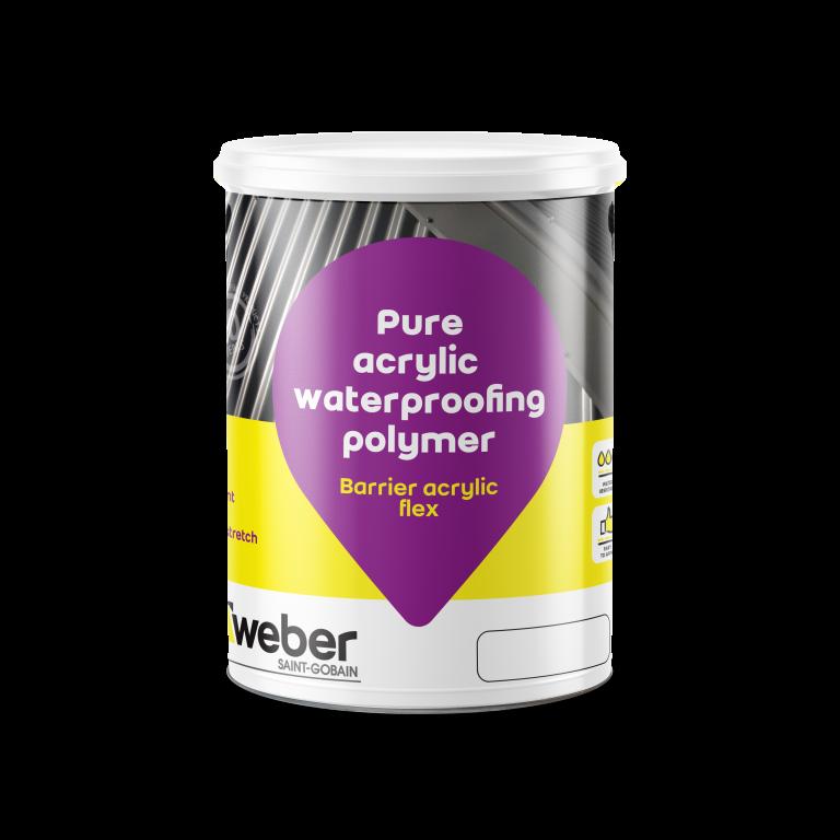 Weber Barrier acrylic flex